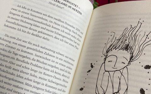 """Lesung aus: """"Meine Stadt und Ich – Konstanzer Senioren erzählen"""""""